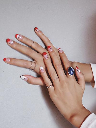레이어드반지셋-ring