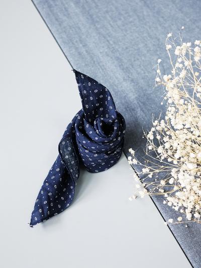 톤다운쓰리컬러-scarf