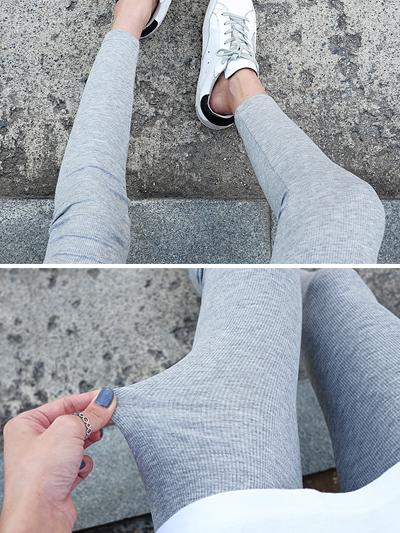 시선강탈-leggings