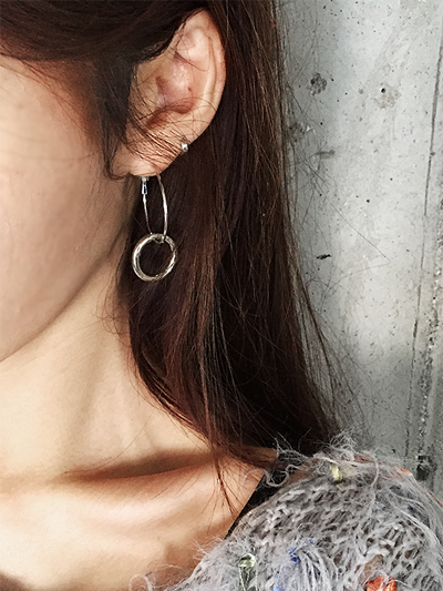 더블라운딩-earring