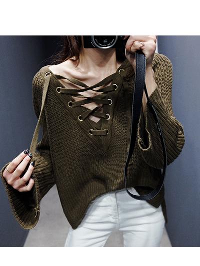 아일렛오션-knit
