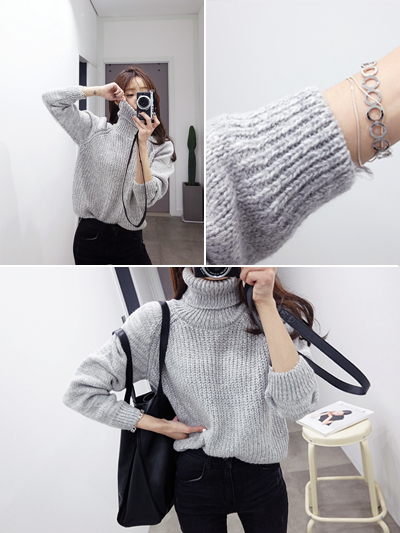 밤공기-knit